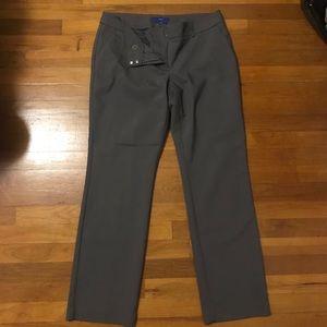 Gray dress pants - Size 10